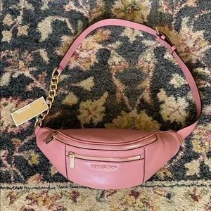 Michael Kors Waistpack Belt Bag NWT Rose Pink